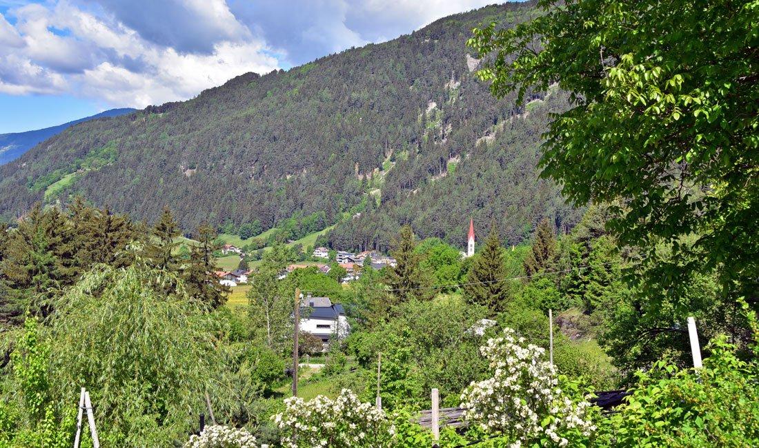 Urlaub in Kiens / Südtirol – Pustertal